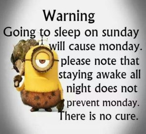 funny-Minion-awake-Monday