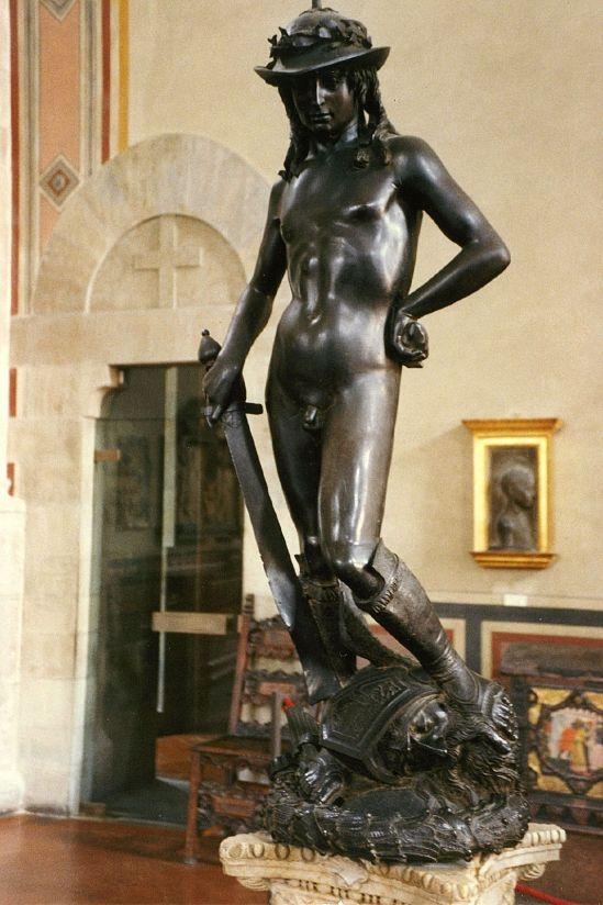Florence_-_David_by_Donatello
