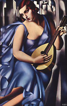 Lempicka_musician