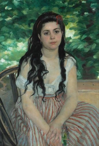 Auguste_Renoir_-_En_été_-_La_bohémienne_-_Google_Art_Project