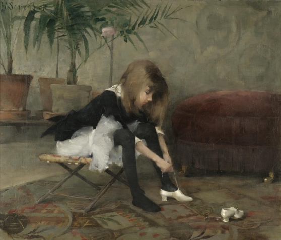 Tanssiaiskengat_iso_by_Helena_Schjerfbeck_1882