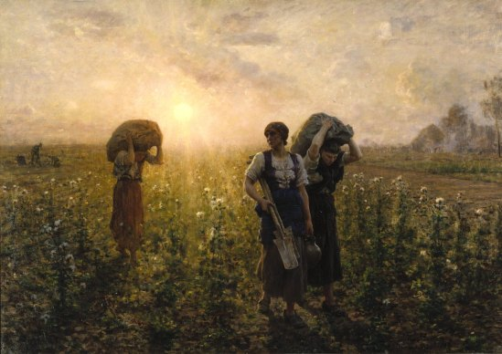 (The_End_of_the_Working_Day)_-_Jules_Breton