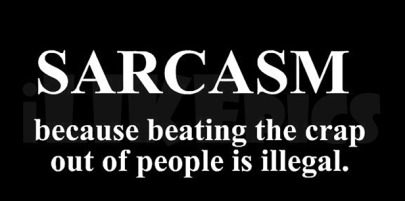 sarcasm-because-beating-the-crap-out-of-people-is-illegal