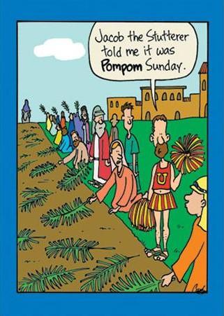 PomPom Sunday