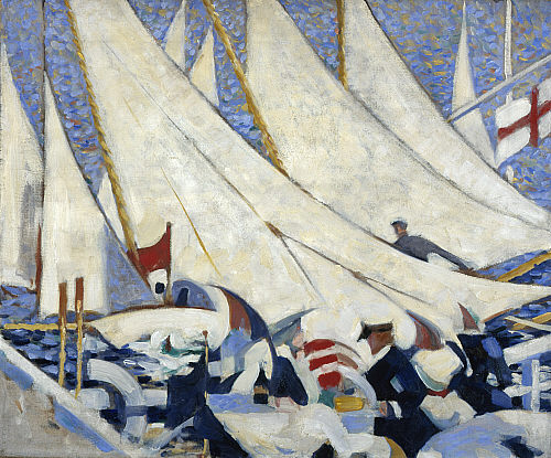 Cursiter,_The_Regatta