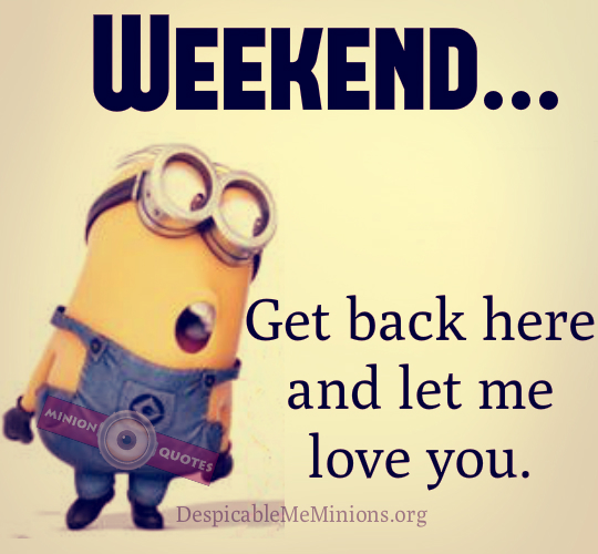 Funny-Monday-Quotes-Weekend-get-back-here