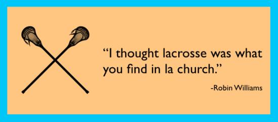 Lacrosse-Quote