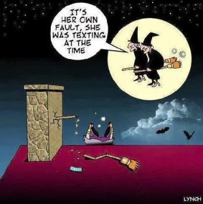 funny-halloween-witch-accident-text-while-flying