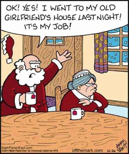 Funny-Mr-and-mrs-claus-cartoon