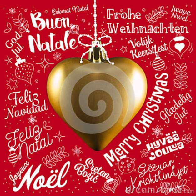 merry-christmas-greetings-card-world-different-languages-golden-heart-calligraphic-text-font-handwritten-81722778
