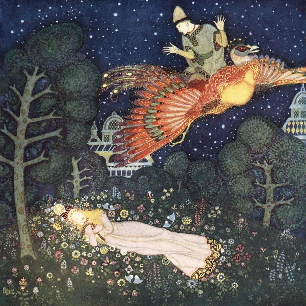 firebird-edmund-dulac