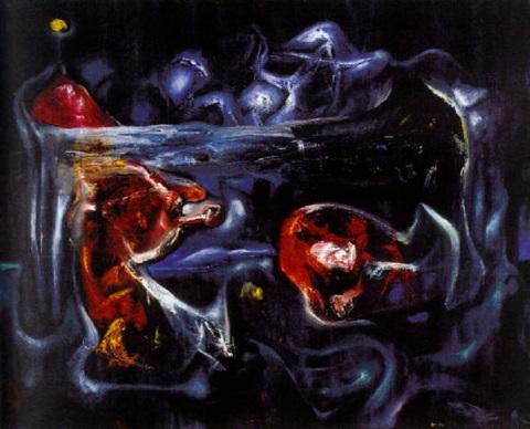 roberto-matta-crucifiction-(croix-fiction)