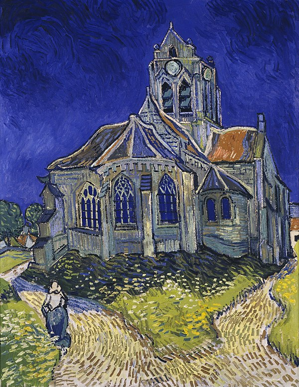 600px-Vincent_van_Gogh_-_The_Church_in_Auvers-sur-Oise,_View_from_the_Chevet_-_Google_Art_Project