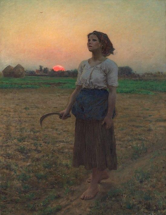 800px-Jules_Breton,_le_chant_de_l'alouette.1884