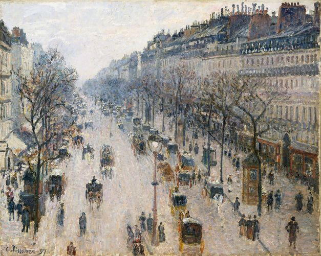 1498px-The_Boulevard_Montmartre_on_a_Winter_Morning
